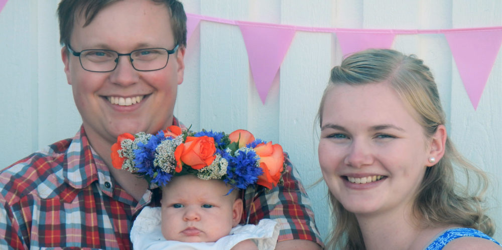 Anna, Jonas & Maja